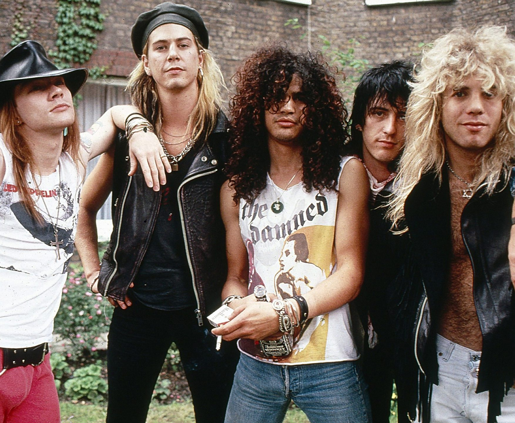 6 scaled e1604314627784 20 Things You Never Knew About Guns N' Roses