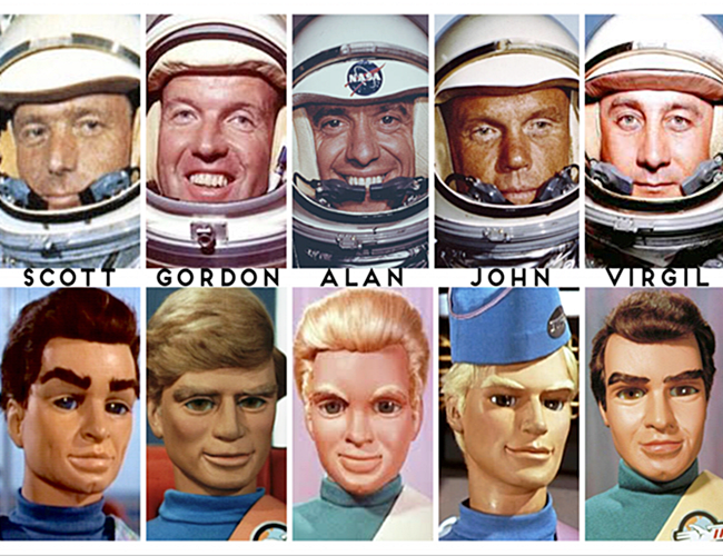 """7 1 """"Thunderbirds Are Go"""" With These 10 Fascinating Facts About The Classic TV Show"""