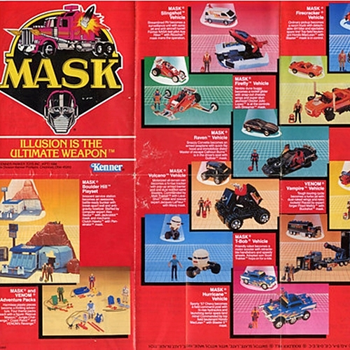 7 10 10 Things Only Adults Notice About M.A.S.K.
