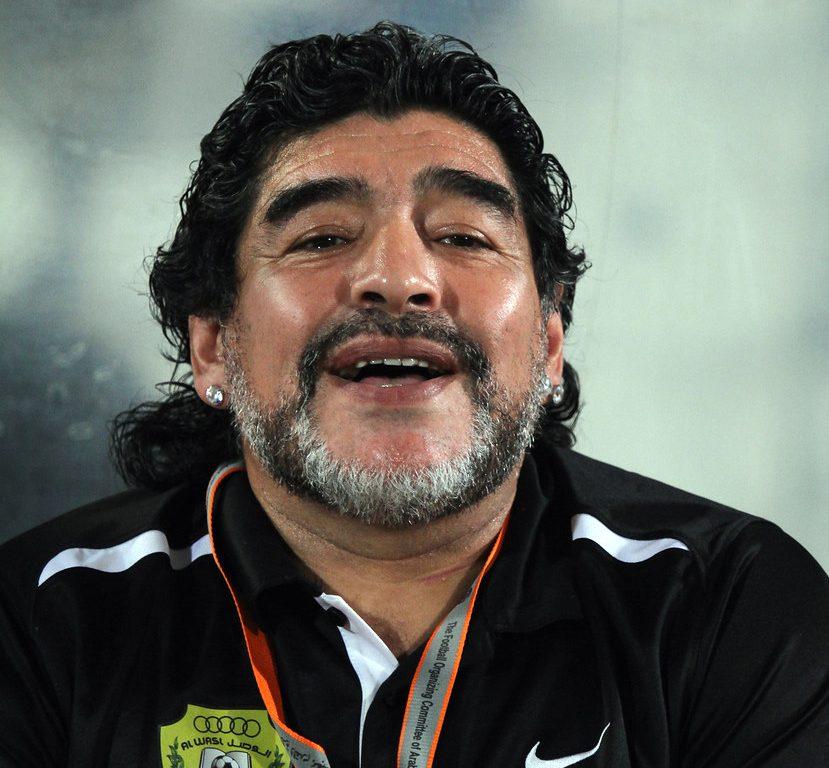 7448907672 c4433fd8e2 b e1606326378856 Argentinian Football Legend Diego Maradona Has Sadly Passed Away