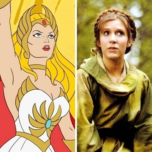 8 20 8 Things Only Adults Notice About She-Ra