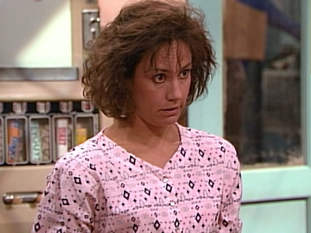 Aunt Jackie Roseanne Laurie Metcalf Remember Roseanne? Here's What The Family Look Like Today!