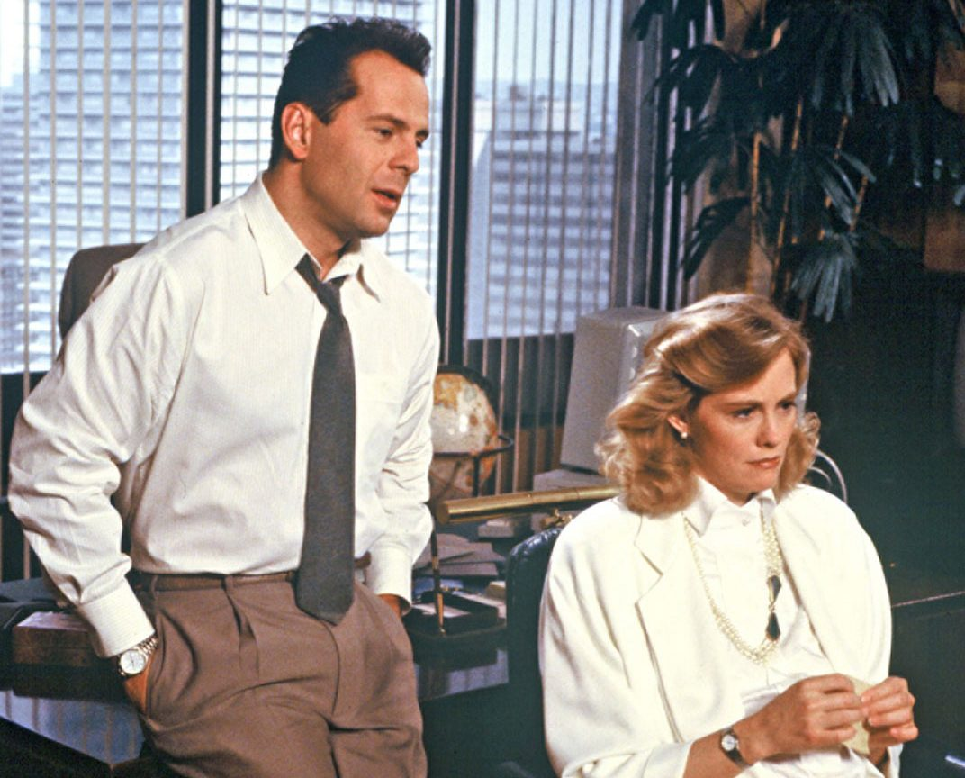 Bruce Willis Moonlighting Cybill Shepherd e1616754798328 20 Things You Never Knew About Bruce Willis