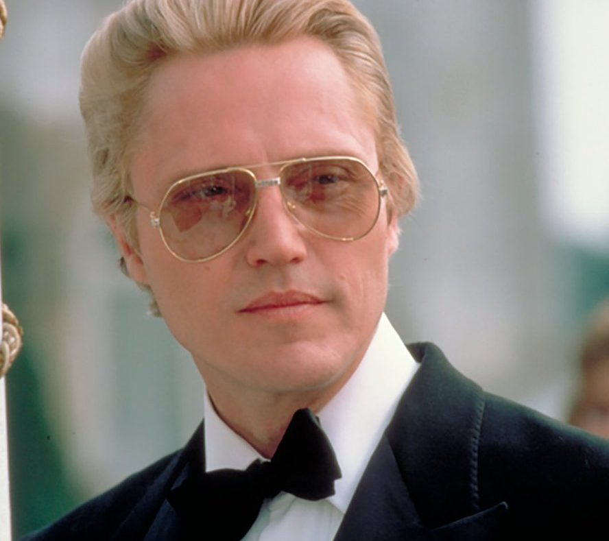 C779H4pW4AAWRED e1617025805367 20 Things You Might Not Have Realised About Christopher Walken