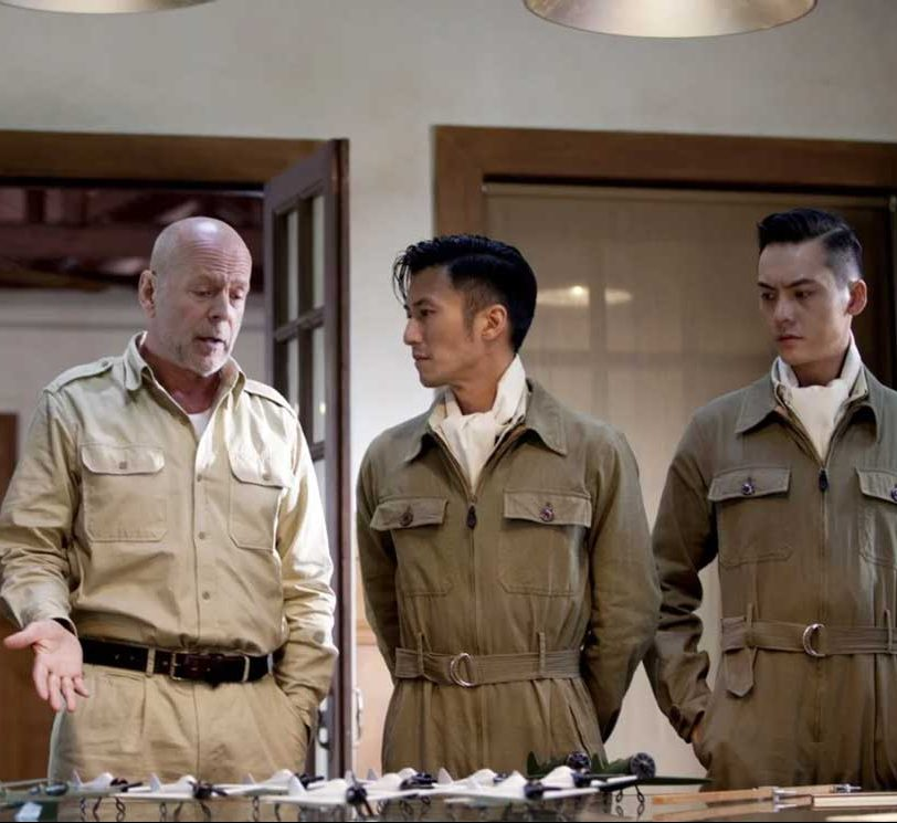 CE AirStrike 1 e1616751636836 20 Things You Never Knew About Bruce Willis