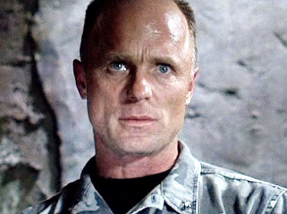 Ed Harris in The Rock Cropped e1607098174788 20 Things You Never Knew About Ed Harris