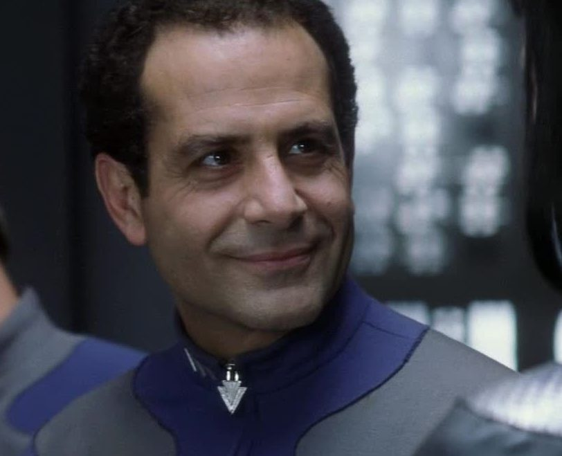 Galaxy Quest Screen Shots tony shalhoub 2181951 1280 720 e1619605847521 30 Spacefaring Facts About Hilarious Sci-Fi Comedy Film Galaxy Quest