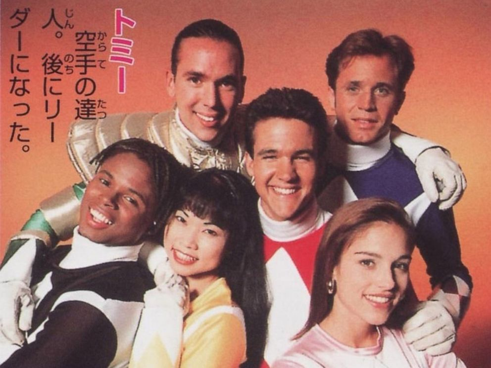 20 High-Kicking Facts About Mighty Morphin Power Rangers