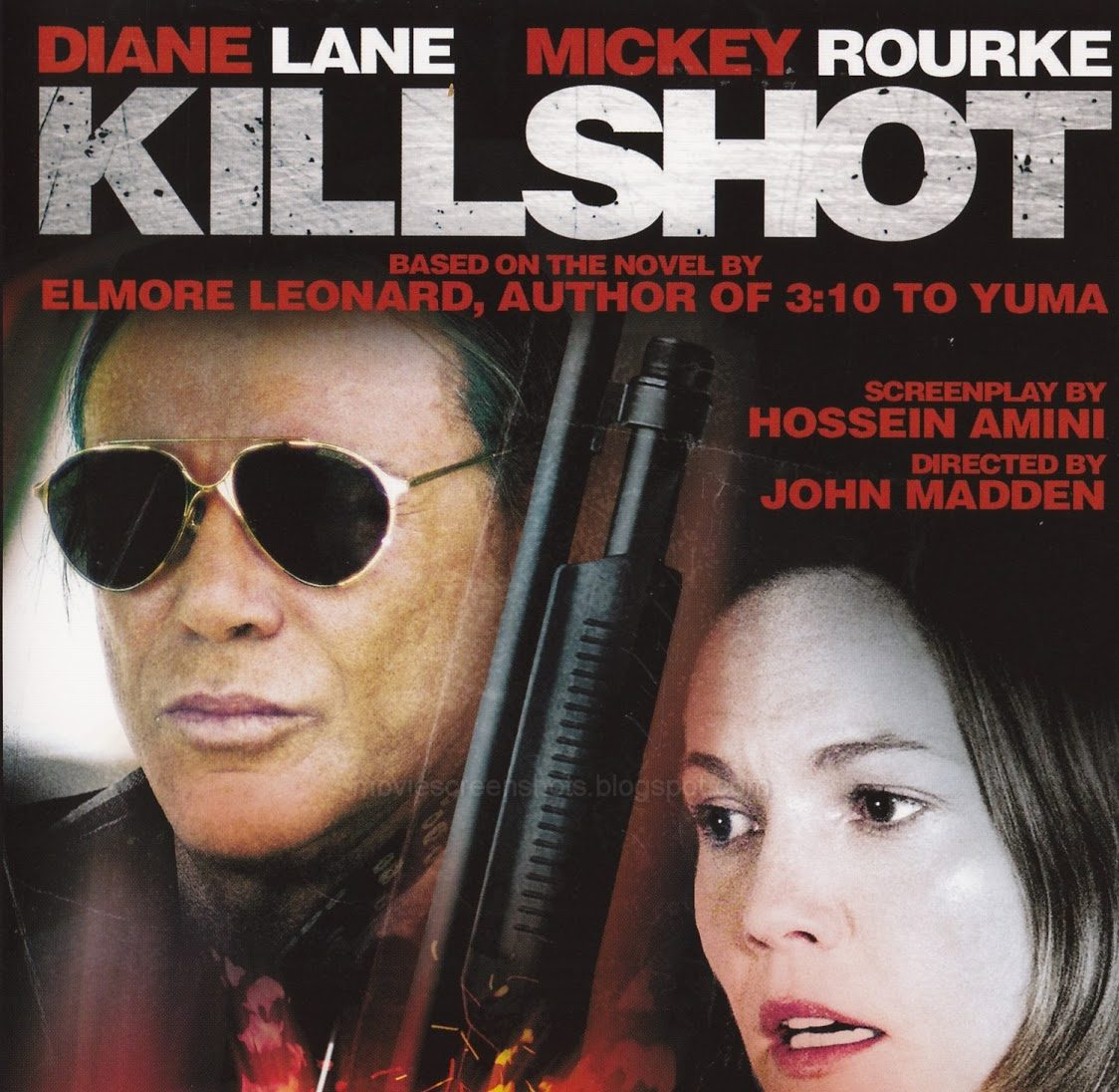 KillShot 2008 dvdcover e1614778289894 30 Things You Probably Didn't Know About Jackie Brown