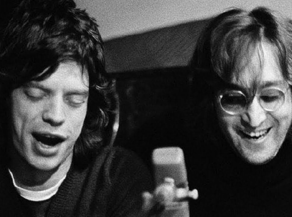 Mick Jagger John Lennon e1606231704205 10 Things You Never Knew About The Rolling Stones