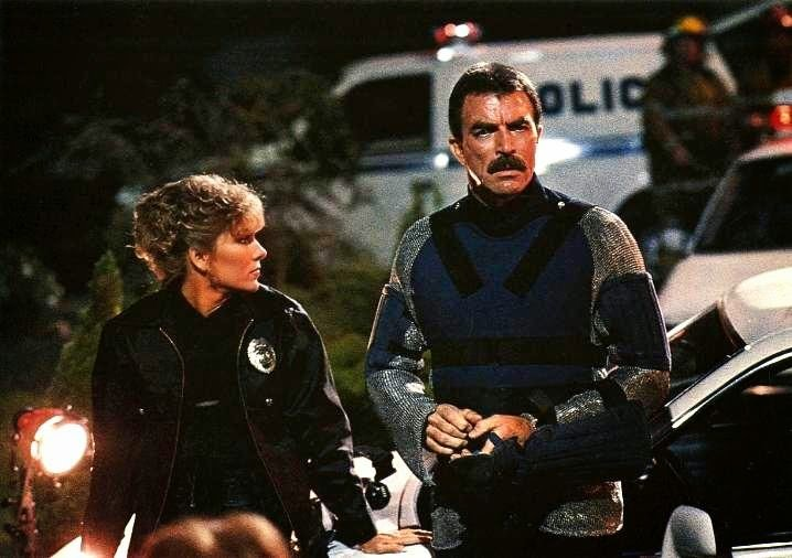Runaway Tom Selleck Cynthia Rhodes 1984 scifi movie 20 Films Set In Futures Past: What They Got Right (And Wrong) About The World We Live In