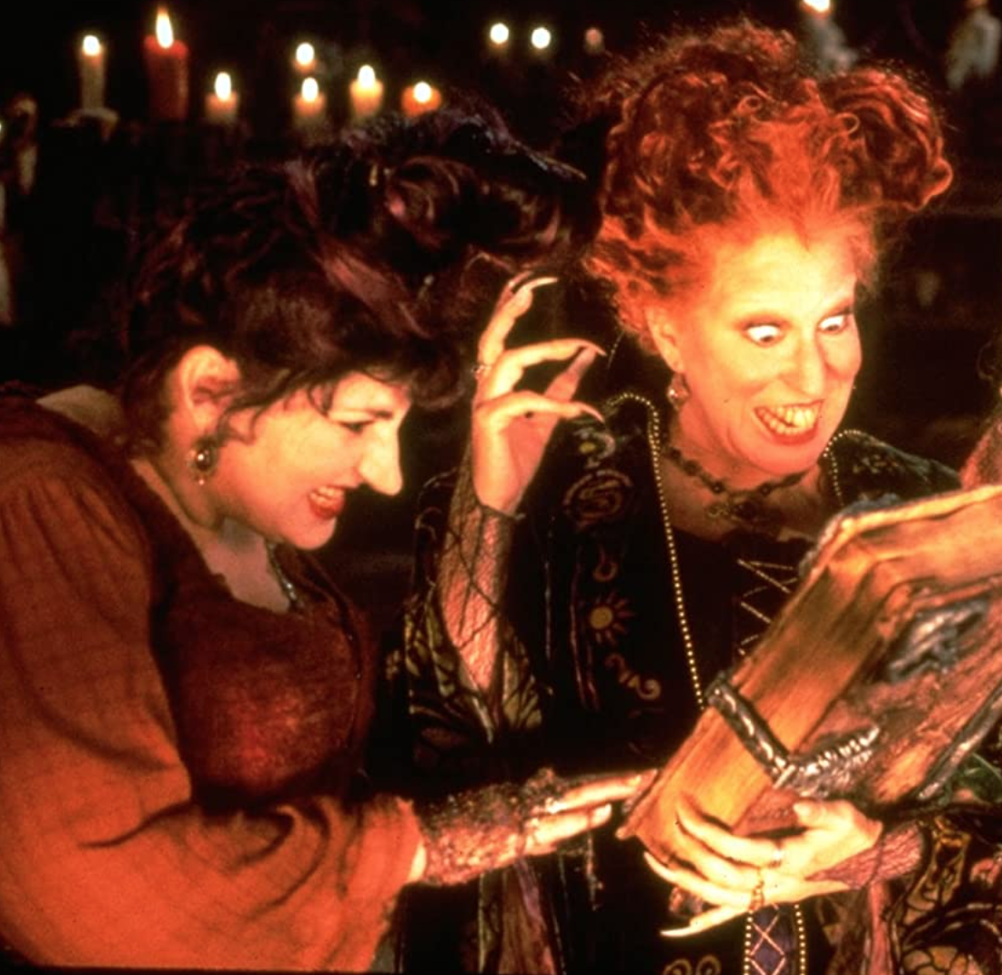 Screen Shot 2020 11 05 at 11.10.28 am e1604574671544 These 20 Hocus Pocus Facts Will Cast A Spell On You