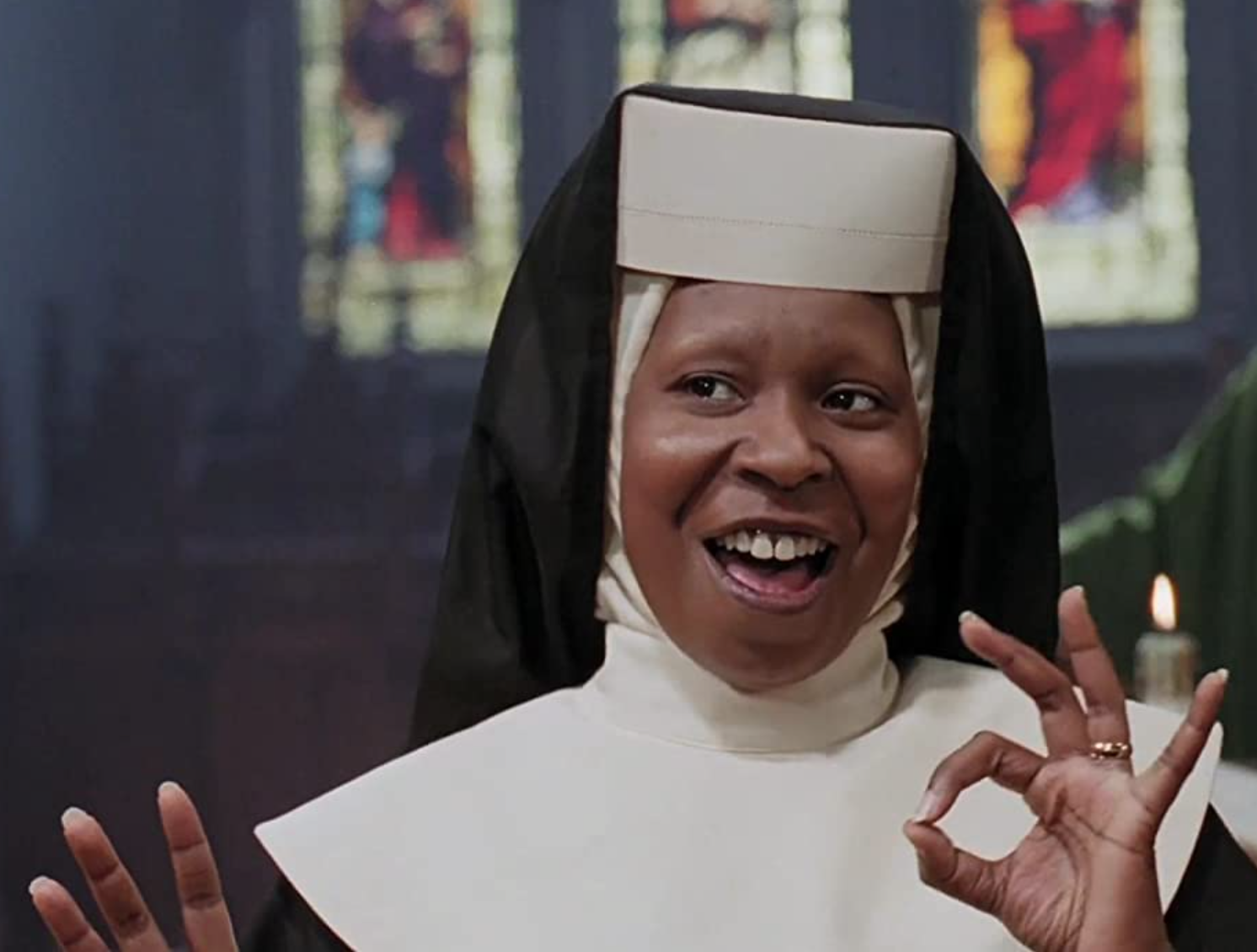 Screen Shot 2020 11 20 at 12.46.42 pm e1605876474134 We're Testifying With 20 Facts About Sister Act