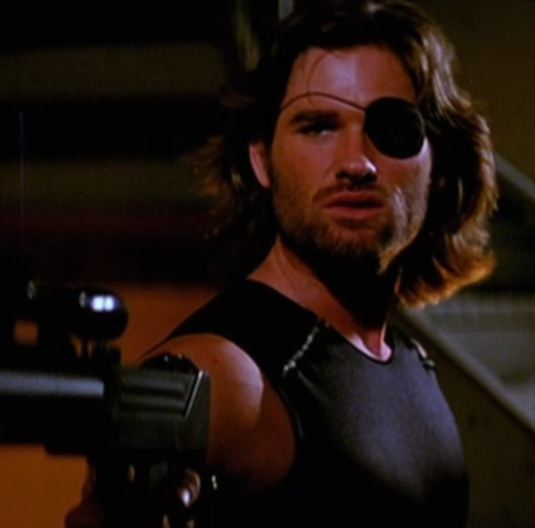 SnakePlisskenRussell e1605267675912 20 Video Games You Never Knew Were Inspired By Famous Movies