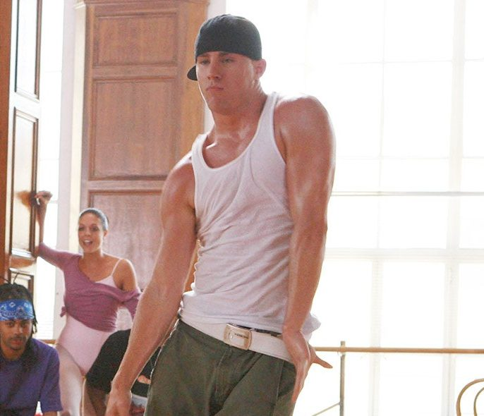 Step Up Channing e1605870722328 30 Celebrities Who Started Out In Music Videos