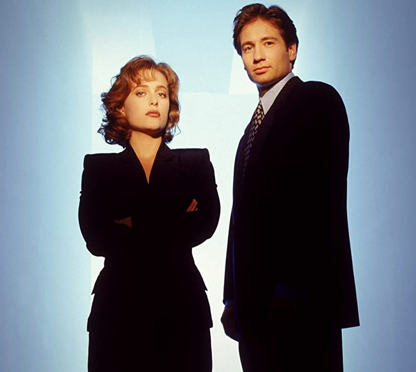 TheXFiles 6647600 XFILES. V392940577 SX1080 e1605521912963 21 90s TV Actresses We All Had A Crush On When We Were Younger