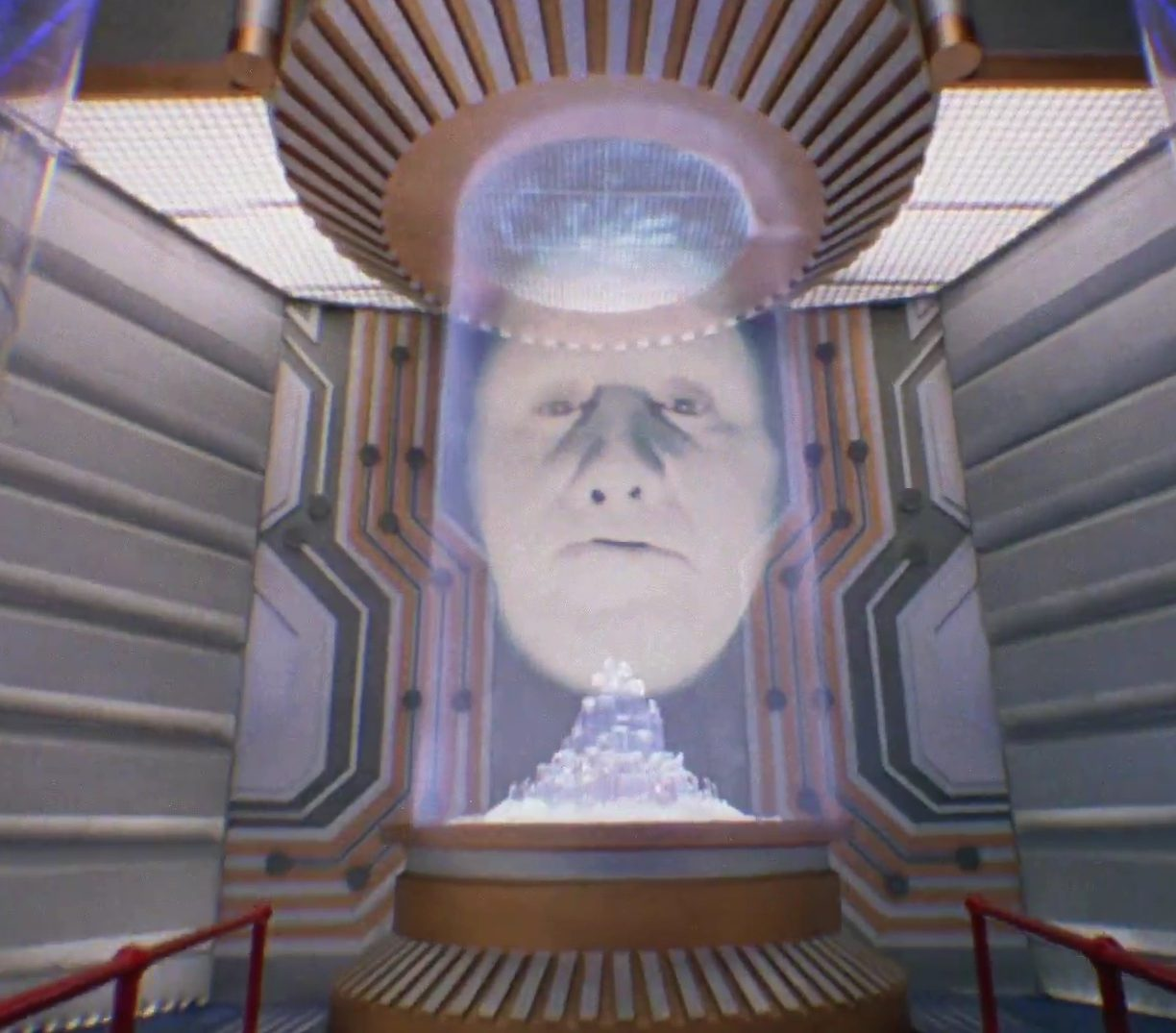 Zordon20LOL e1606304849166 20 High-Kicking Facts About Mighty Morphin Power Rangers