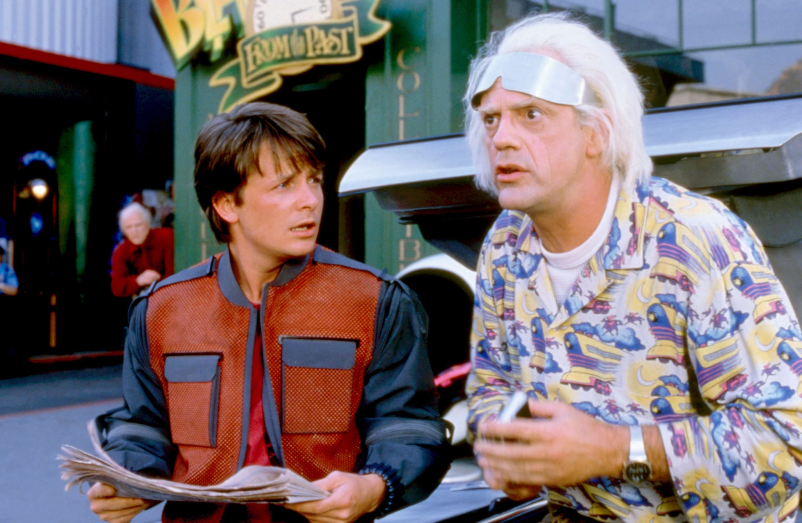 back to the future part 2 scaled 20 Films Set In Futures Past: What They Got Right (And Wrong) About The World We Live In