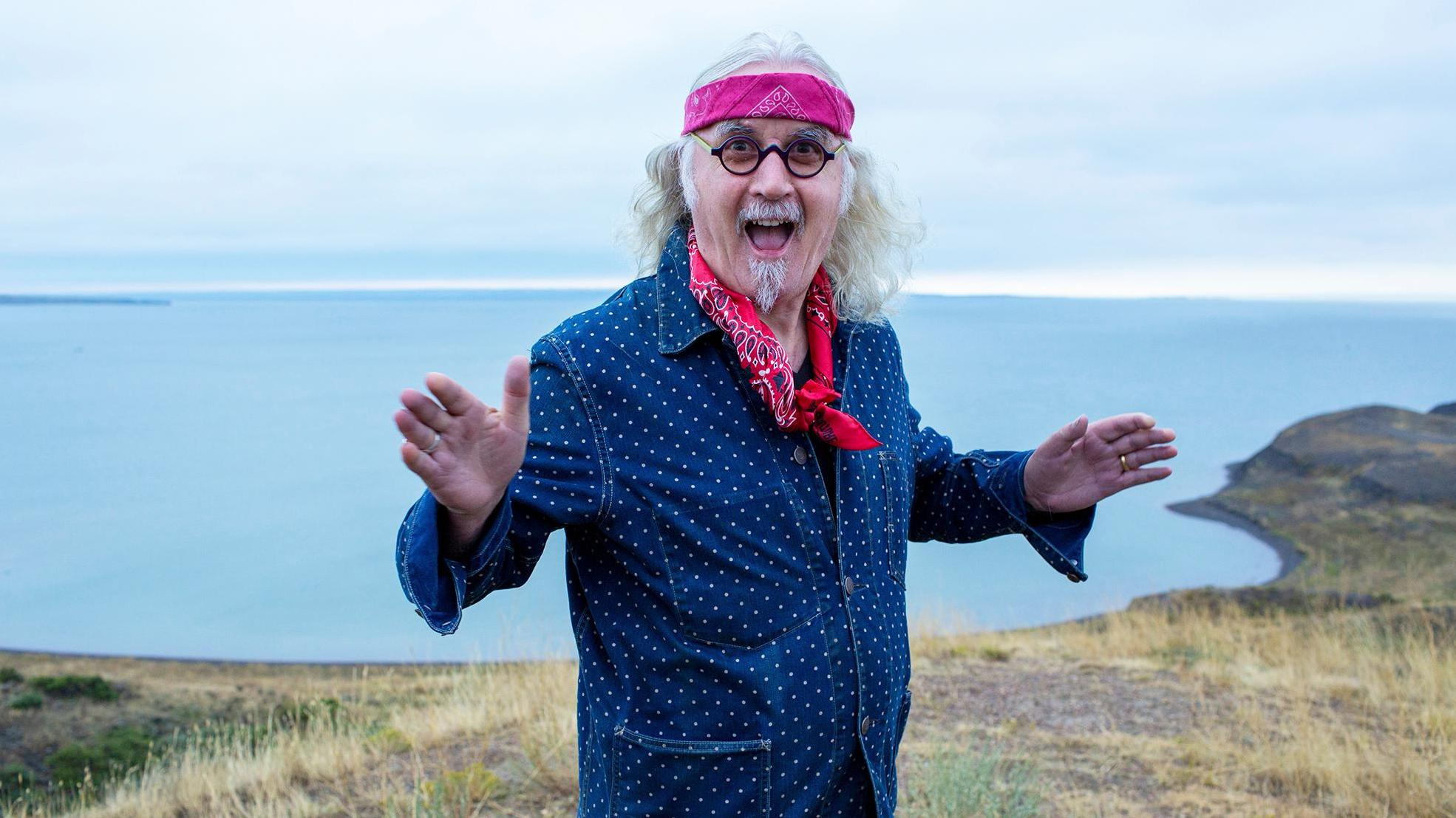 band 20 Things You Never Knew About Billy Connolly