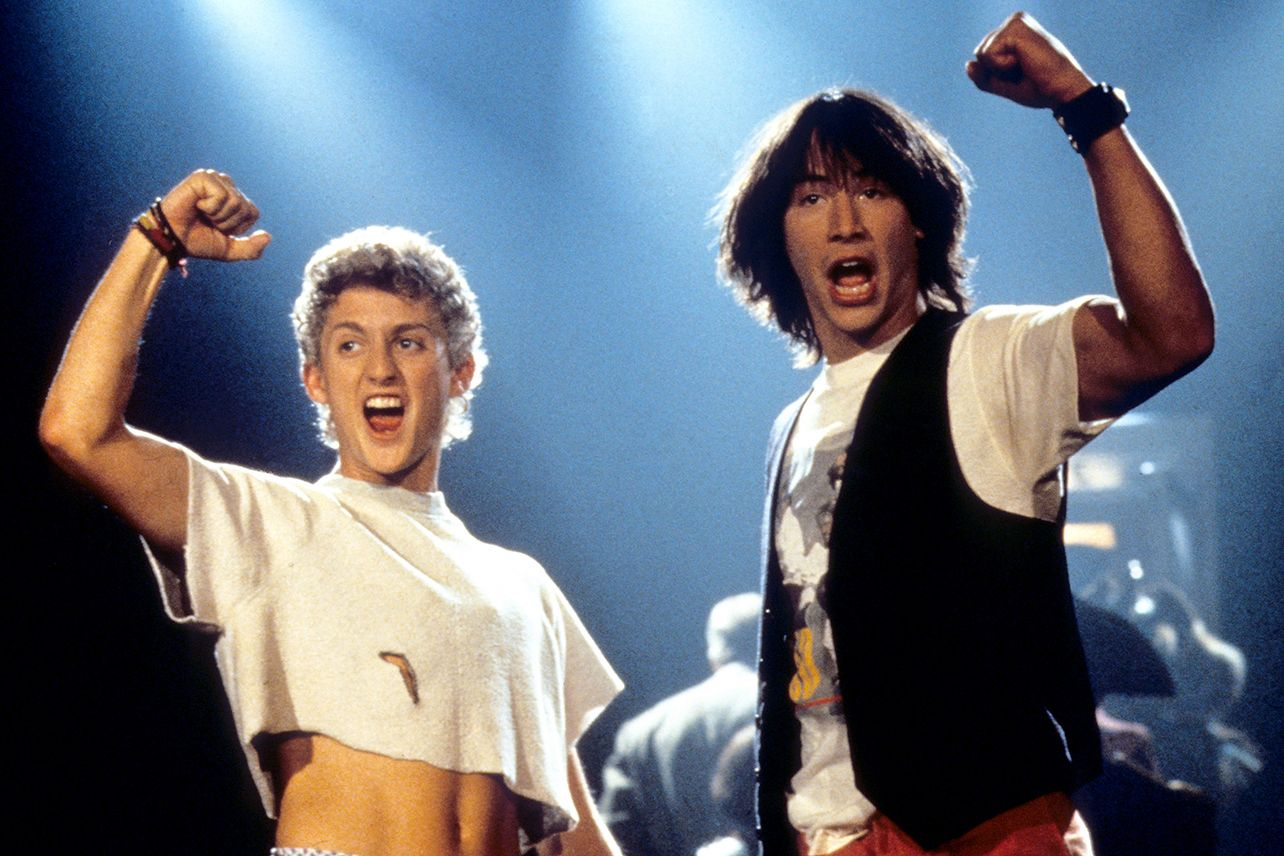 bill ted excellent adventure 30 Most Triumphant Truths About Bill & Ted's Bogus Journey