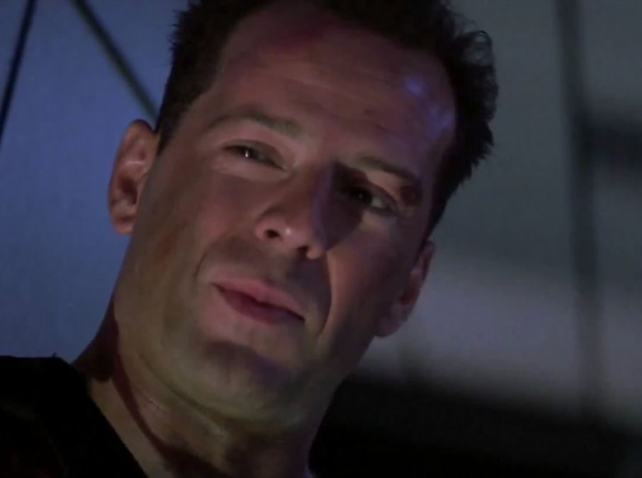 bruce willis as john mcclane in die hard e1616752626525 20 Things You Never Knew About Bruce Willis