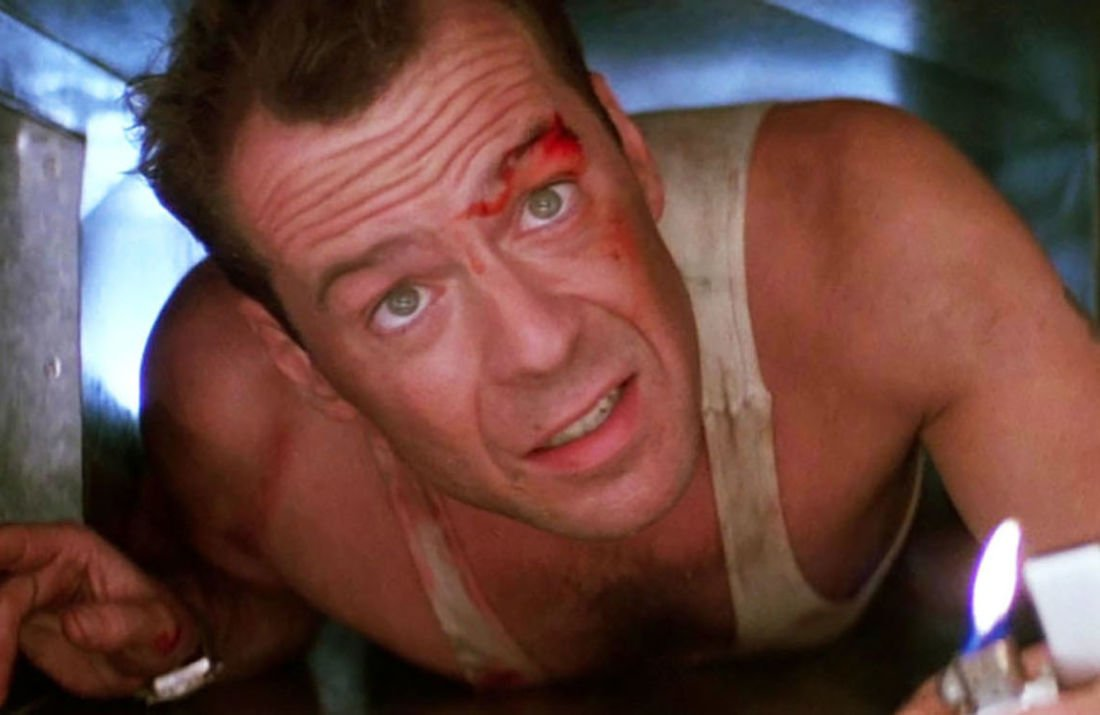 die hard 20 Things You Never Knew About Bruce Willis