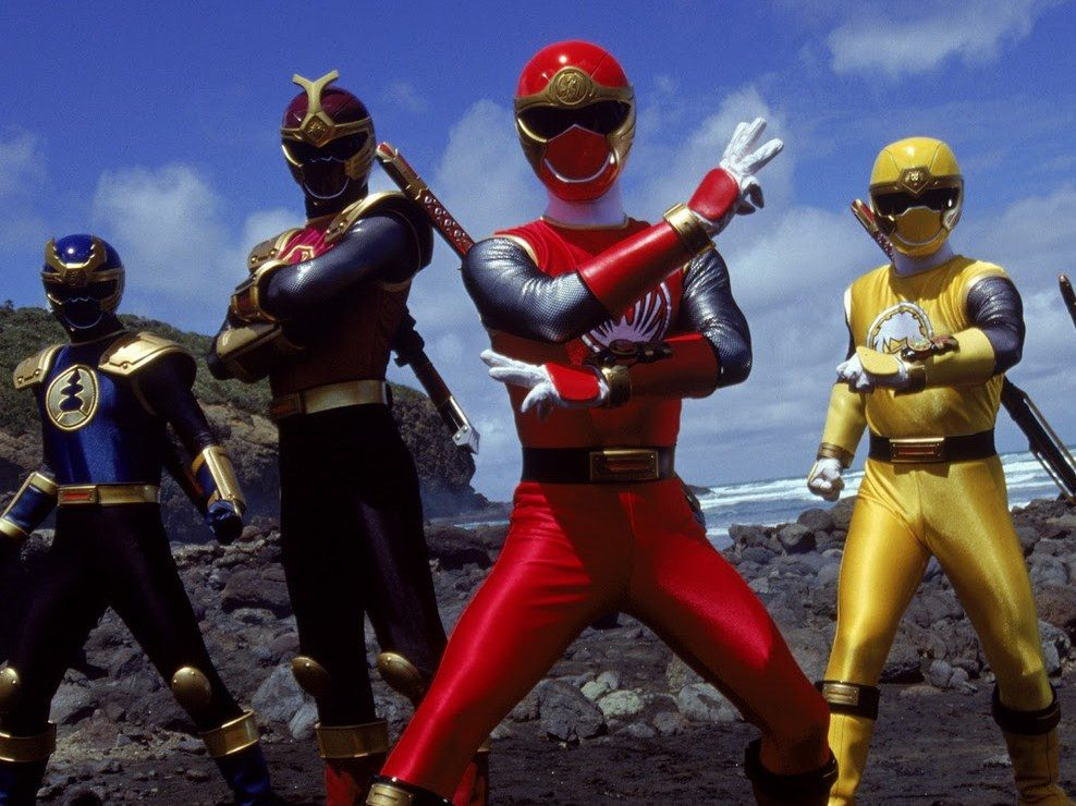 disneyPR1 e1606315240827 20 High-Kicking Facts About Mighty Morphin Power Rangers