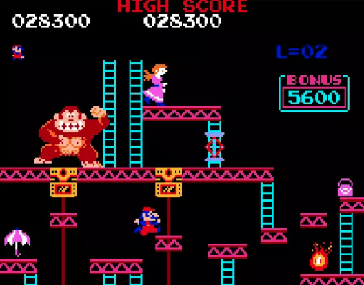 donkeykong 20 Video Games You Never Knew Were Inspired By Famous Movies