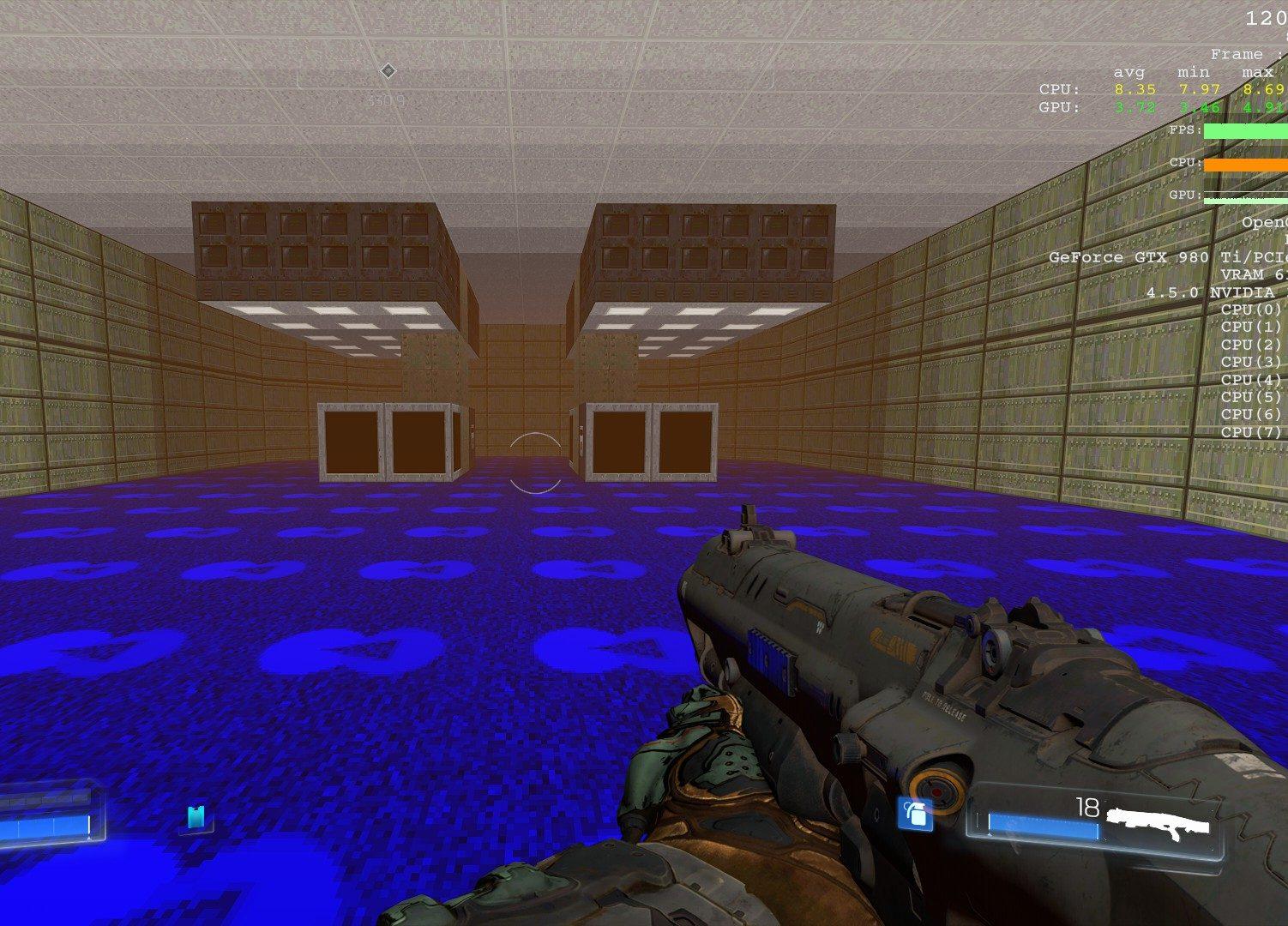 doom 2016 secret level the uac 3 e1605176713893 Hidden Video Game Levels You've Definitely Never Played