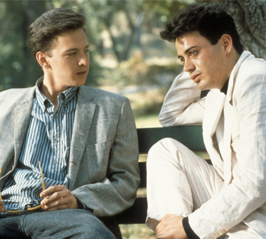 downey e1607087071922 20 Things You Never Knew About Andrew McCarthy