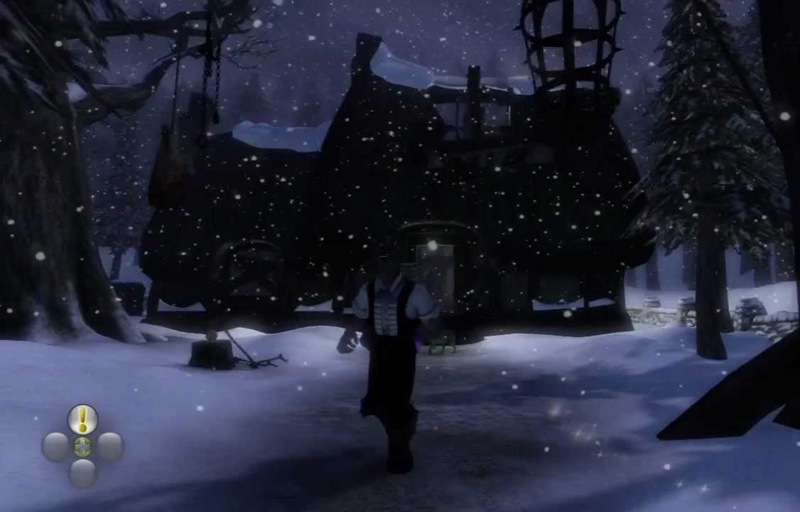 fable 2 winter lodge e1605013870915 20 Creepiest Video Game Easter Eggs