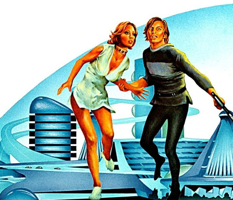 female lead reportedly sought for logans run remak 6gxq.1200 e1605267522400 20 Video Games You Never Knew Were Inspired By Famous Movies