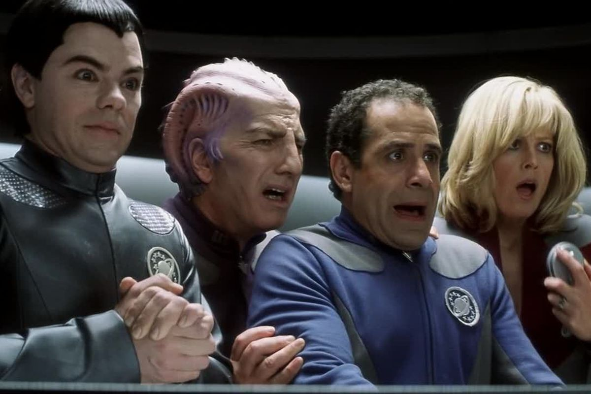 30 Spacefaring Facts About Hilarious Sci-Fi Comedy Film Galaxy Quest