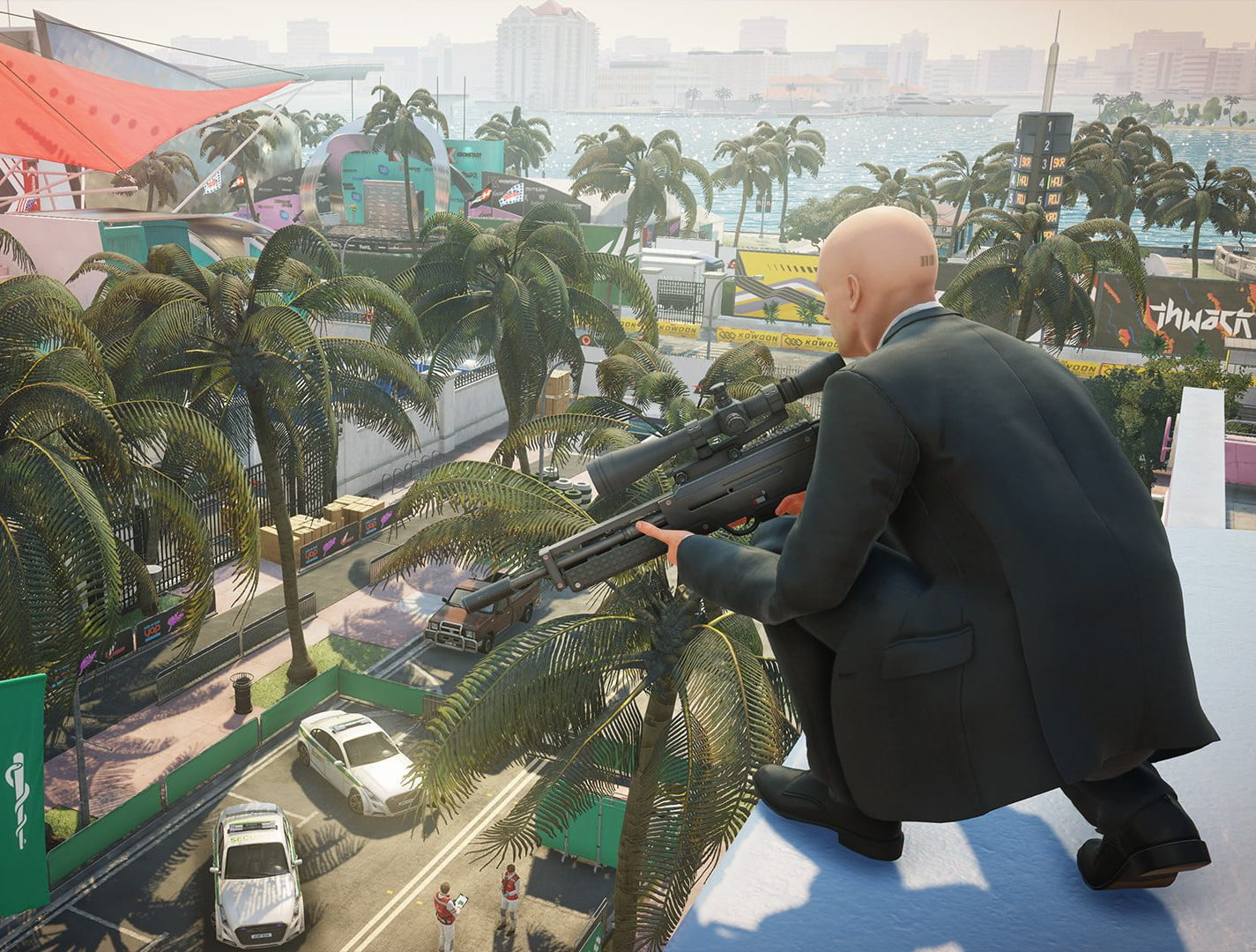 hitman 2 hands on 29073 e1605260316608 20 Video Games You Never Knew Were Inspired By Famous Movies