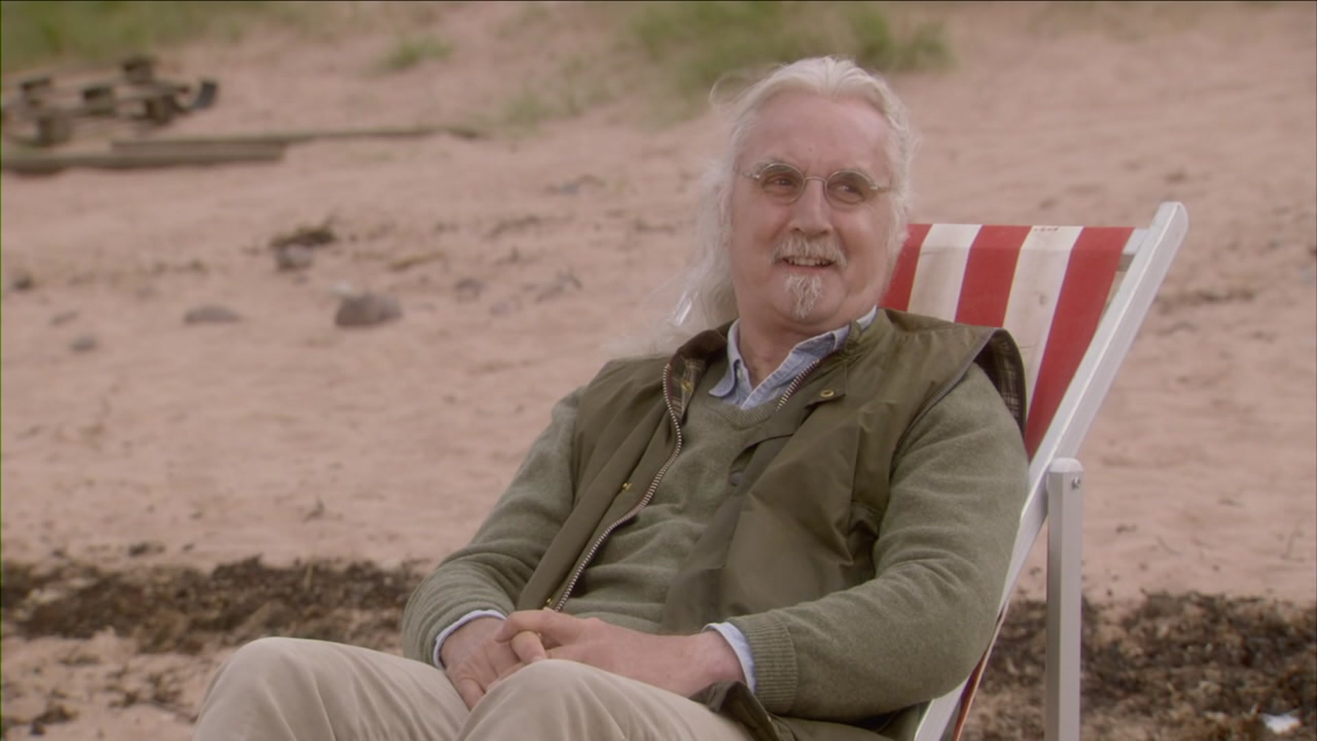 holiday 20 Things You Never Knew About Billy Connolly