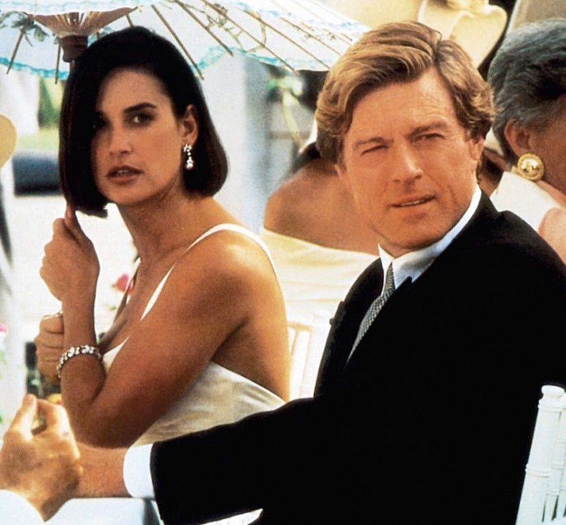 indecent proposal e1606992008872 20 Things You Might Not Have Known About 9½ Weeks