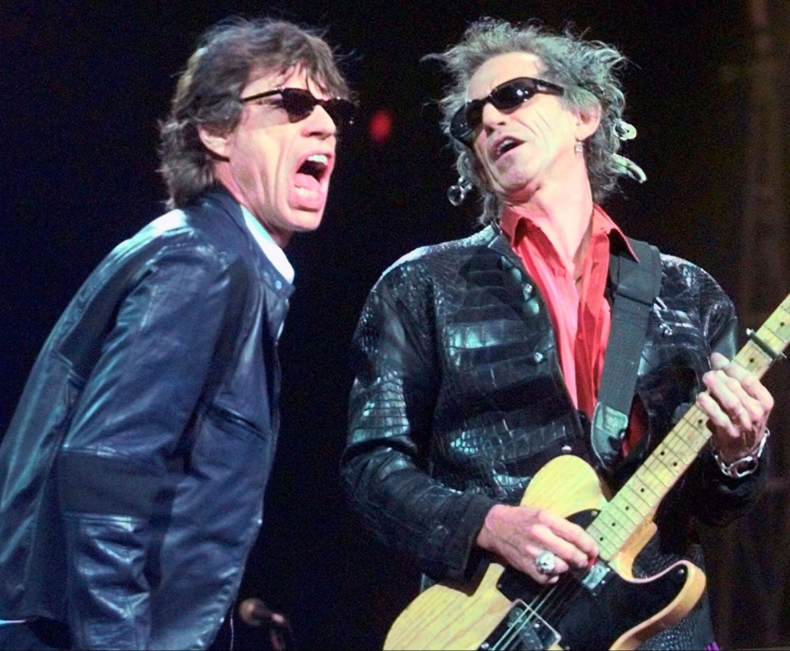 jaggerrichards e1606232285907 10 Things You Never Knew About The Rolling Stones