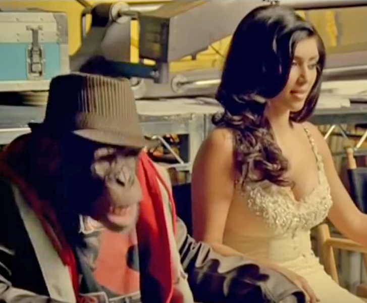 kim kardashian 1493309491 e1606148273436 30 Celebrities Who Started Out In Music Videos