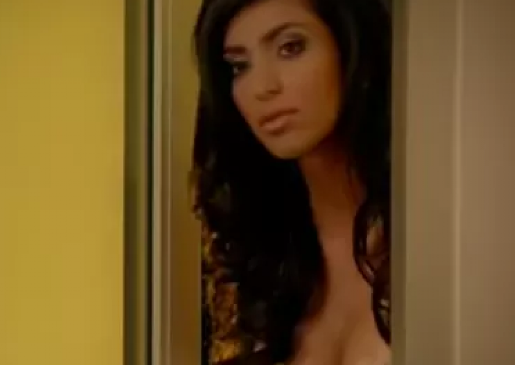 kim kardashian music video fall out boy pic 1280x720 1 e1606148327498 30 Celebrities Who Started Out In Music Videos