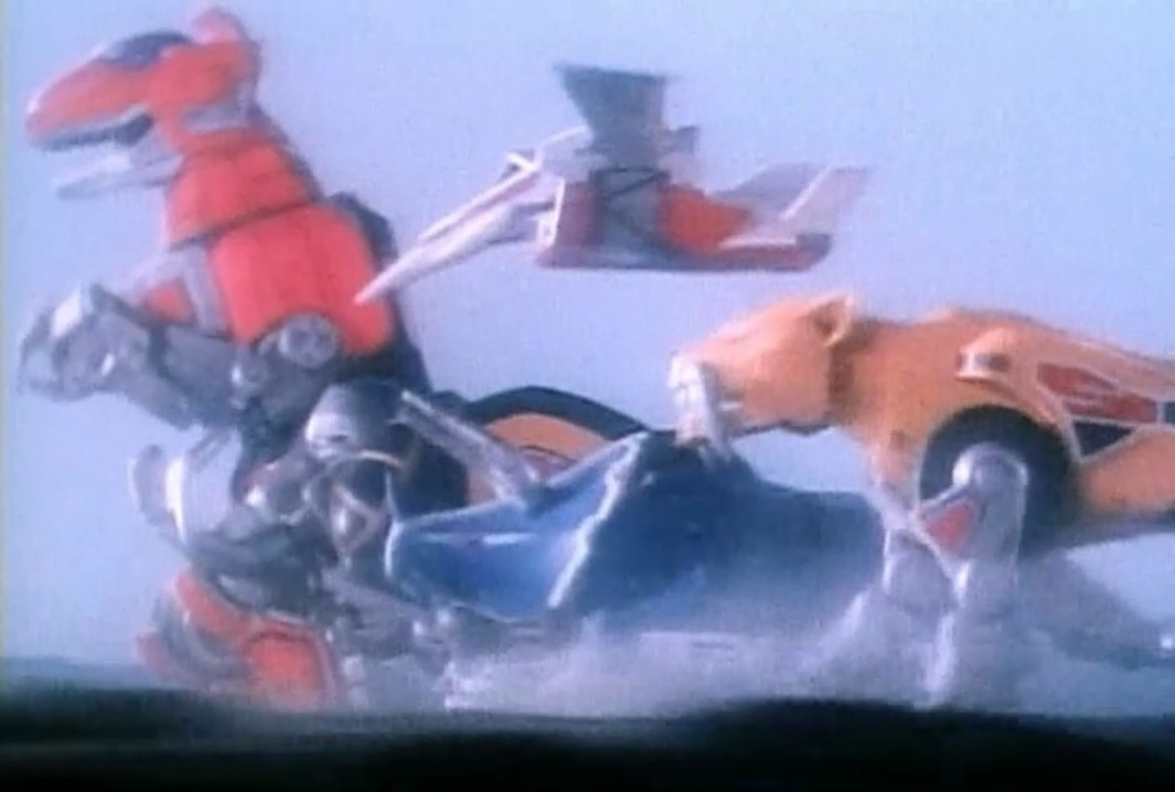 power rangers dinozords 20 High-Kicking Facts About Mighty Morphin Power Rangers