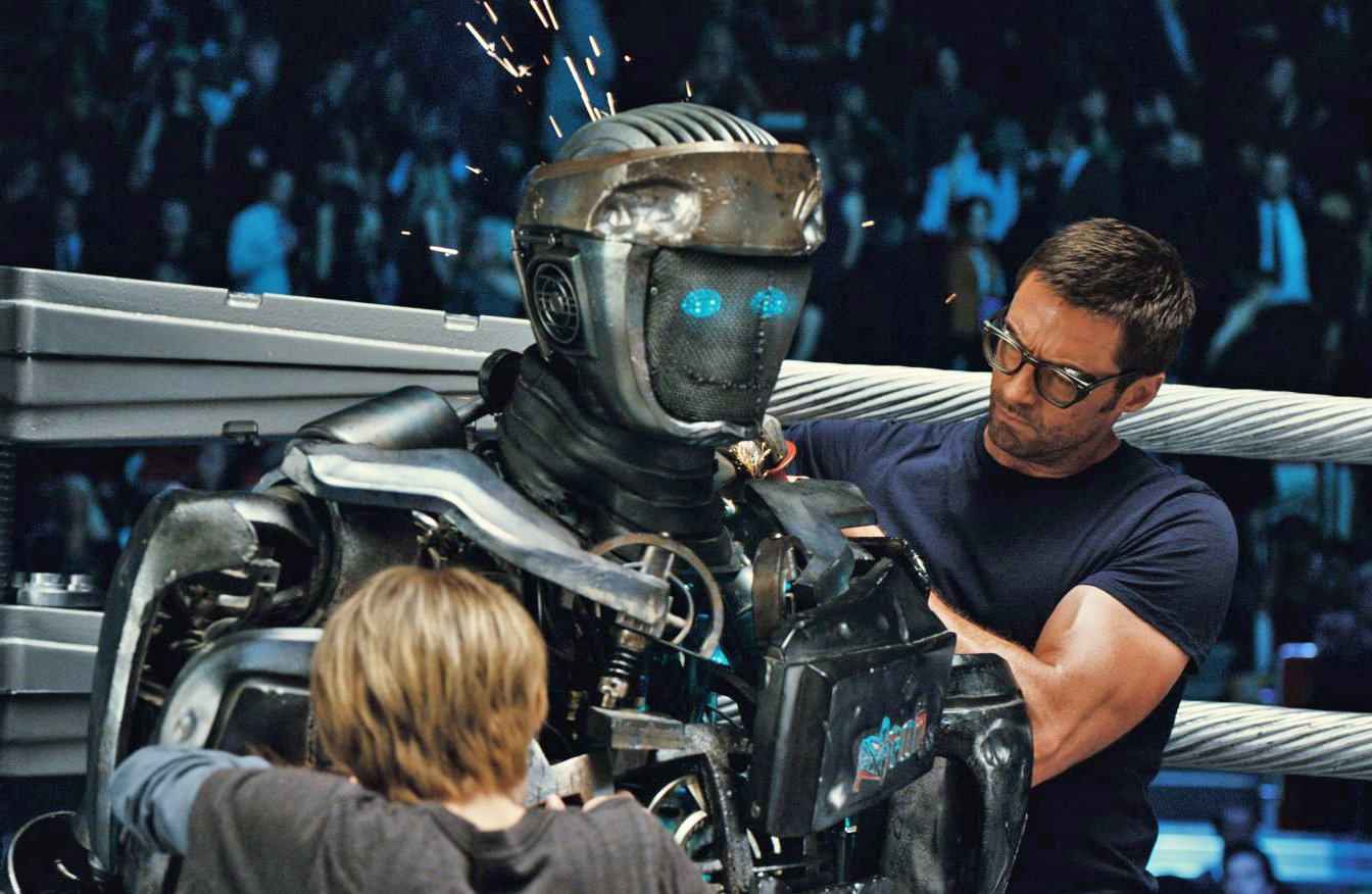 real steel 20 Films Set In Futures Past: What They Got Right (And Wrong) About The World We Live In