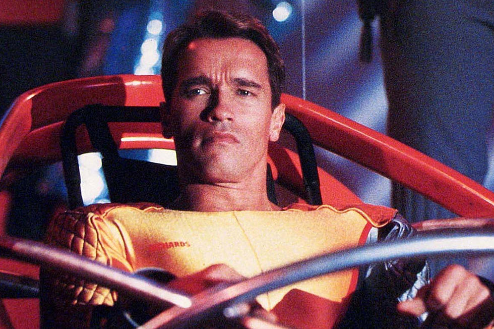 the running man 20 Films Set In Futures Past: What They Got Right (And Wrong) About The World We Live In