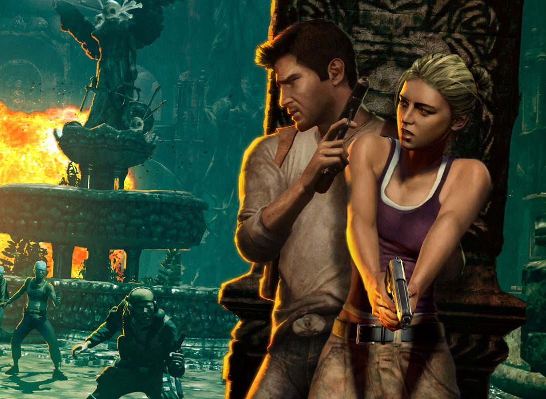 uncharteddrakesfortune review e1605187292599 20 Video Games You Never Knew Were Inspired By Famous Movies