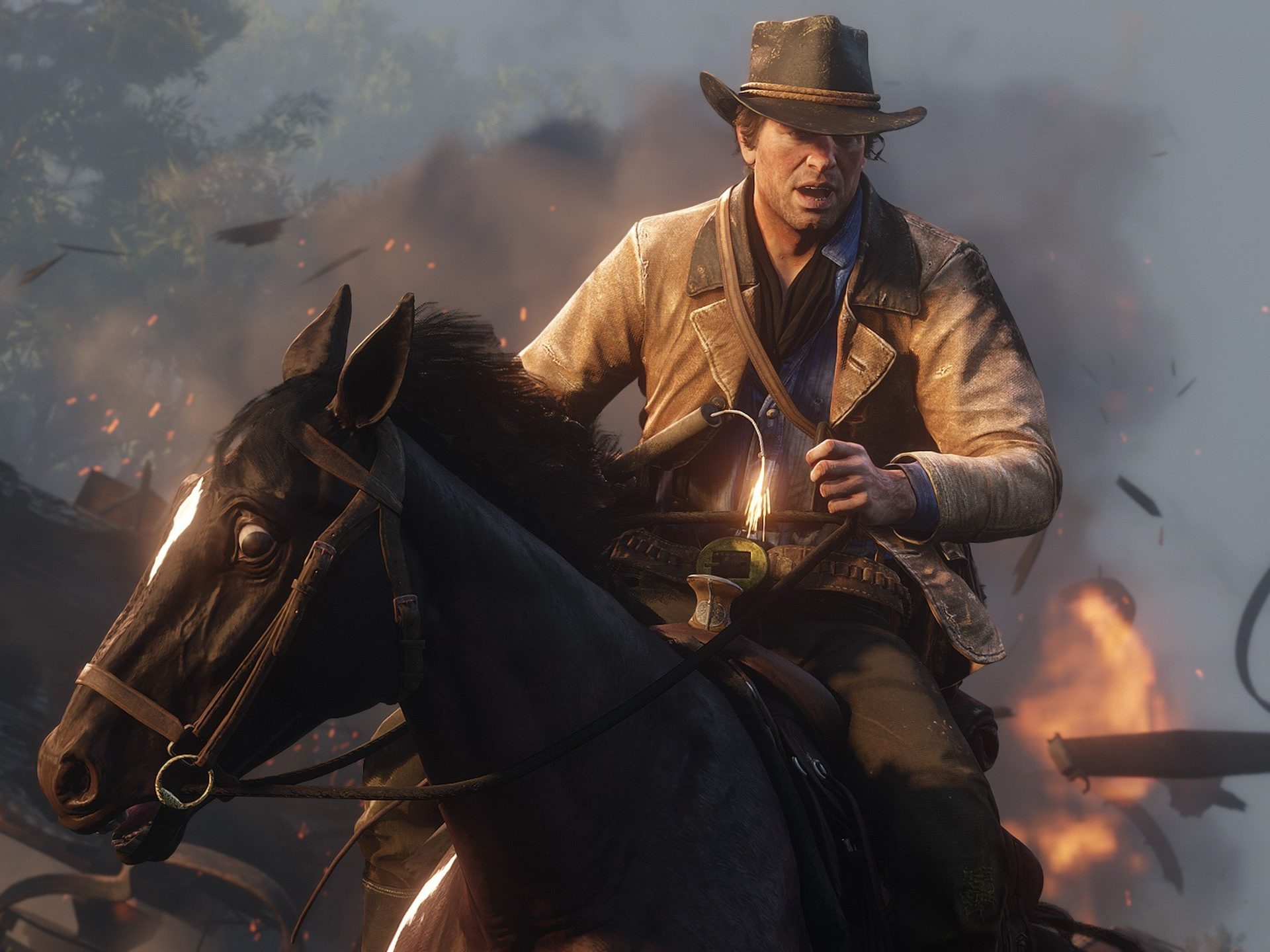 walkthrough guide red dead redemption 2 shacknews feature e1605197588606 20 Video Games You Never Knew Were Inspired By Famous Movies