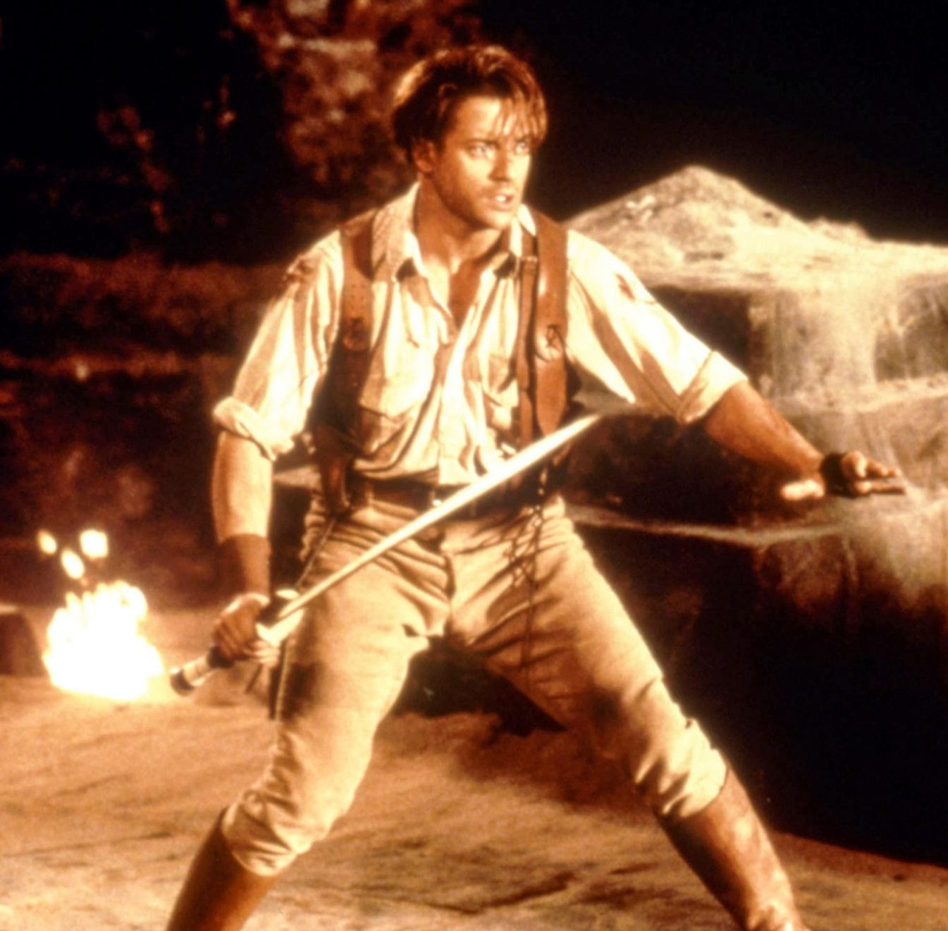1 1 e1606834948601 40 Things You Might Not Have Known About Brendan Fraser