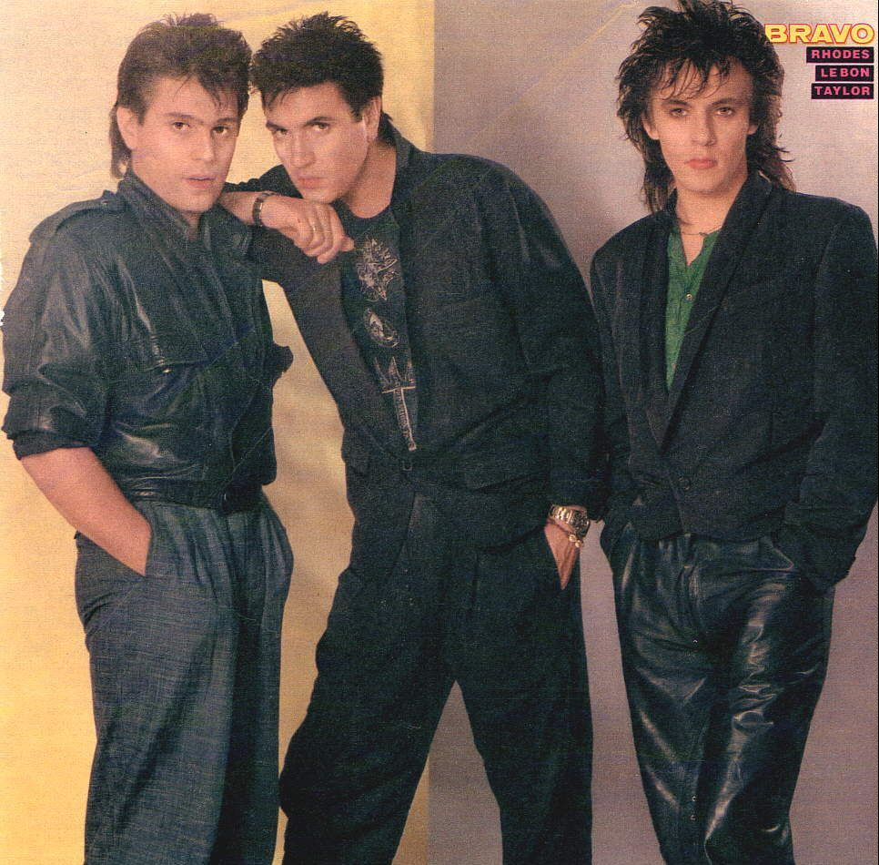 1 370 e1609335769106 20 Things You Never Knew About Duran Duran