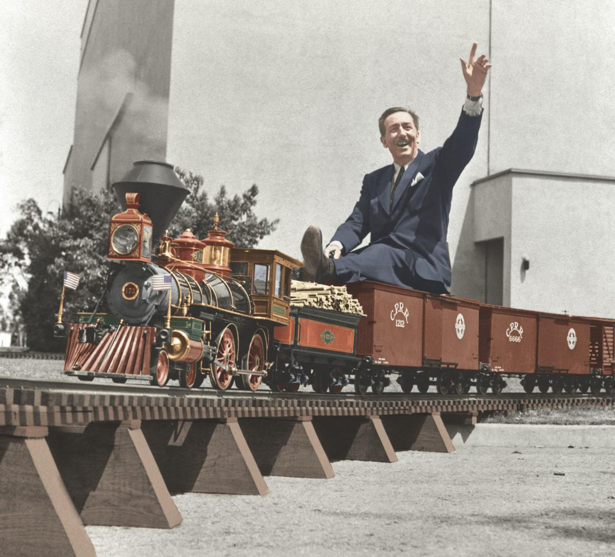 1 55 20 Magical Facts You Might Not Have Known About Walt Disney