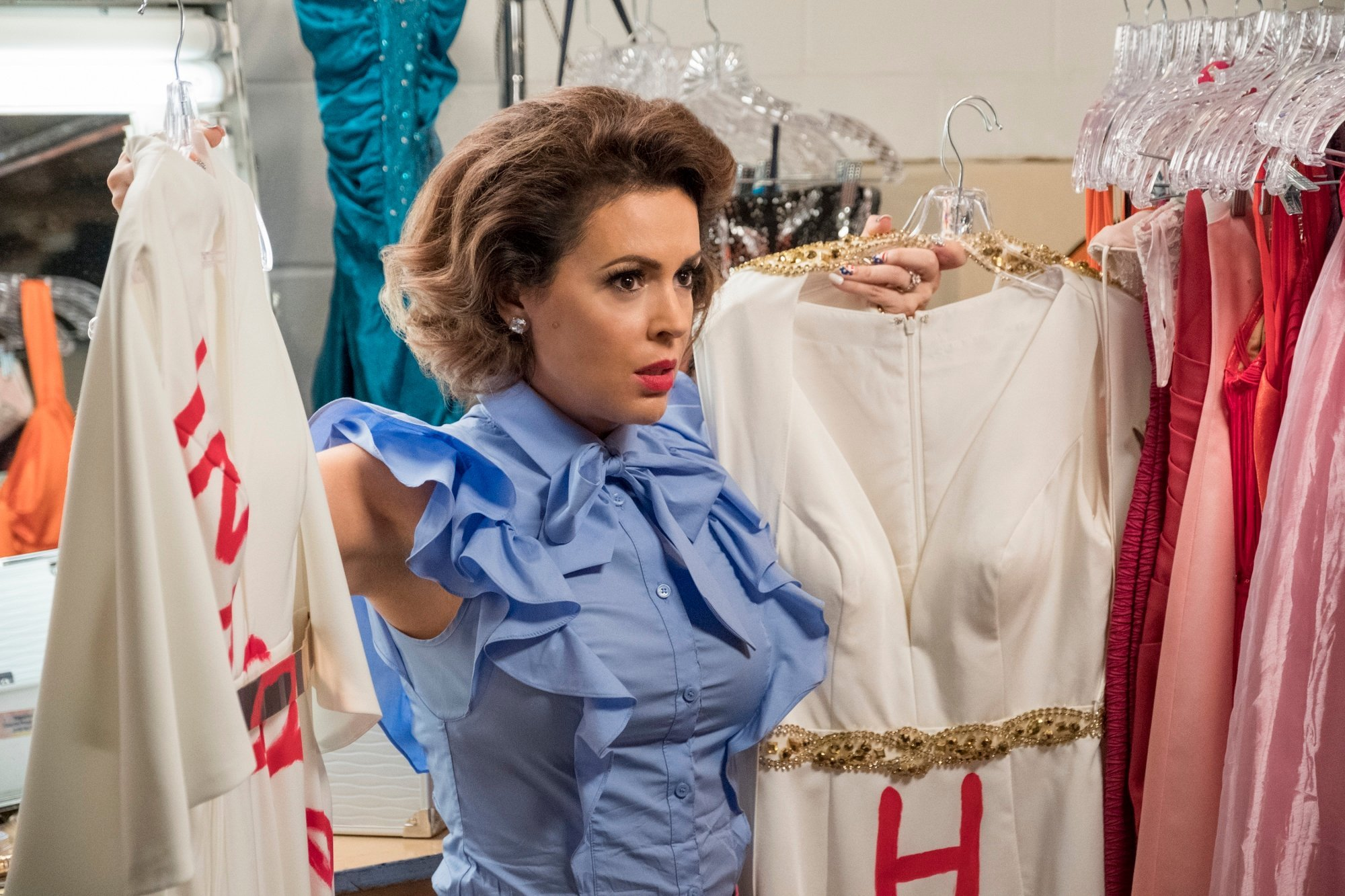 13b 2 20 Things You Probably Didn't Know About Alyssa Milano