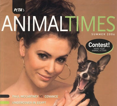15aa e1609851823976 20 Things You Probably Didn't Know About Alyssa Milano