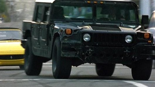 1992 Hummer HMC4 e1607524269932 20 Thrilling Facts About 1996 Action Movie The Rock
